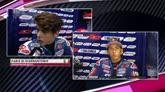 """Moto3, Sachsenring Di Giannatonio: """"Ecco come sono caduto"""""""