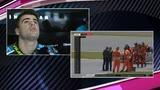"Moto3, Sachsenring. Fenati: ""Bandiera rossa tardi"""