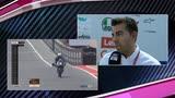 """Moto3, Sachsenring. Dott. Zaza: """"Antonelli dovrà operarsi"""""""