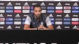 """16/07/2016 - Juve, Benatia: """"Contento di giocare con questi tre mostri"""""""