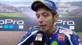 """Rossi: """"Fondamentale salire sul podio"""""""