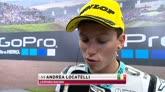 """Moto3, GP Germania. Locatelli: """"Mi mancava il podio"""""""