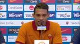 "17/07/2016 - Juan Jesus: ""Roma squadra tosta, voglio fare bene qui"""