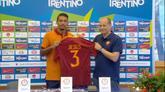"""17/07/2016 - Juan Jesus: """"L'Inter è il passato, devo fare bene alla Roma"""""""