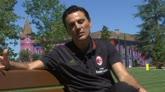 18/07/2016 - Montella: la rosa va a completata, la palla passa a Galliani