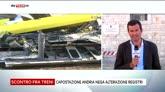 18/07/2016 - Scontro treni, capostazione Andria nega alterazione registri