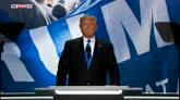 Melania Trump conquista la convention di Cleveland