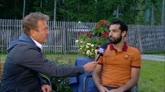 """19/07/2016 - Salah: """"Lotteremo per vincere lo scudetto. Totti? E' Totti"""""""