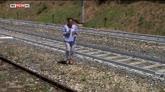 19/07/2016 - Ferrovia Roma Nord, 80 km a giunto telefonico