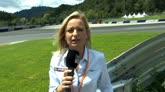 Test MotoGP, in primo piano la sicurezza del circuito