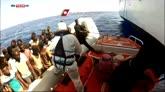 20/07/2016 - Profughi, meglio morire in mare che tornare in Libia