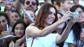 20/07/2016 - Miriam Leone al Giffoni Film Festival