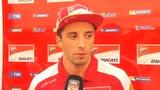 Dovi-Iannone, la Ducati vola nei test