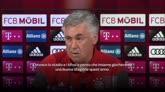 """21/07/2016 - Bayern Monaco, Ancelotti: """"Sono contento del debutto"""""""