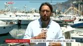 21/07/2016 - Migranti, nave Medici senza frontiere recupera 22 corpi