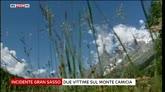 21/07/2016 - Gran Sasso, morti due escursionisti