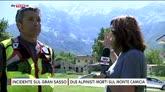 21/07/2016 - Gran Sasso, due alpinisti morti sul Monte Camicia