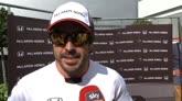 """21/07/2016 - Alonso: """"Lavoriamo anche in ottica 2017"""""""