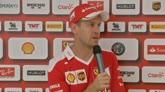 """21/07/2016 - Vettel: """"Conosco alla perfezione il team"""""""