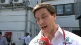 """22/07/2016 - Wolff: """"Importante il rinnovo di Rosberg"""""""