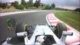 22/07/2016 - GP Ungheria, Hamilton in testacoda