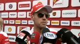 """22/07/2016 - Ferrari, Vettel: """"Bilanciamento da rivedere"""""""