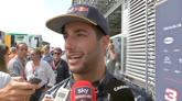 """22/07/2016 - Ricciardo: """"Importante stare davanti alle Ferrari"""""""