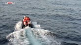 23/07/2016 - Migranti, le operazioni di soccorso delle navi Msf