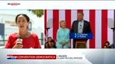 Usa 2016, a Miami il debutto del ticket Clinton-Kaine