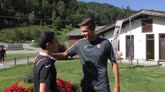 """24/07/2016 - Balogh: """"Ringrazio Zamparini per essere qui a Palermo"""""""