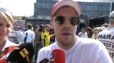 "24/07/2016 - Vettel: ""Buon passo gara"""