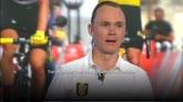 """25/07/2016 - Froome: """"Tenterò di vincere il Tour anche l'anno prossimo"""""""