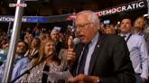 27/07/2016 - Usa 2016, Sanders: nominiamo la Clinton per acclamazione