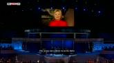 27/07/2016 - Clinton a bimbe: potrete essere la prossima presidente donna
