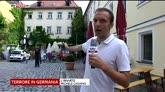 """27/07/2016 - Terrore Germania, malcontento per politica """"porte aperte"""""""