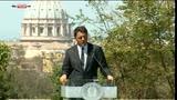 """27/07/2016 - Renzi: """"Serve risposta forte contro il terrore"""""""