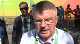 27/07/2016 - Oltre 250 atleti russi a Rio, il commento di Bach