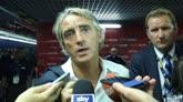 """28/07/2016 - Inter, Mancini: """"L'unico problema è che siamo pochi"""""""