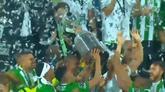 28/07/2016 - Copa Libertadores, trionfa l'Atletico Nacional de Medellin