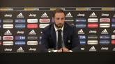 "28/07/2016 - Higuain: ""De Laurentiis mi ha spinto ad andare via"""