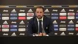 """28/07/2016 - Higuain: """"Passare alla Juve, la scelta migliore per me"""""""