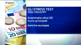 29/07/2016 - Crisi banche, oggi i risultati degli stress test