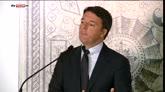 29/07/2016 - Ilva, Renzi: non temo insulti ma serve sforzo di tutti