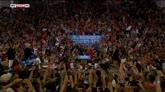29/07/2016 - Prima apparizione di Hillary Clinton dopo la nomination