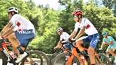 30/07/2016 - Ciclismo, il sogno olimpico di Nibali e Cassani