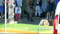 Paura terrorismo, lungomare pedonale blindato a Napoli