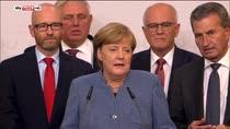 Elezioni Germania, Merkel: a noi responsabilità di governo