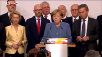 Merkel: tra obiettivi futuri lotta a immigrazione illegale