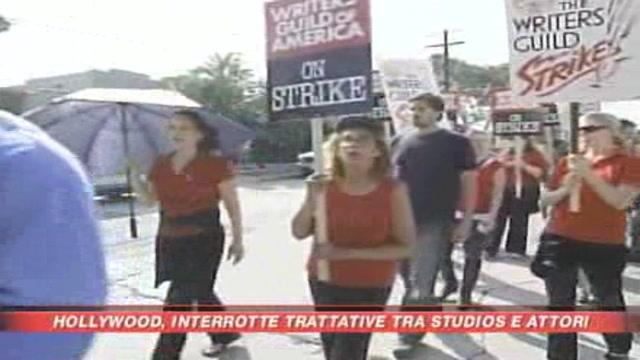 Sceneggiatori, forse nuovo sciopero