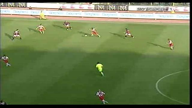 Bologna - Vicenza 2-1